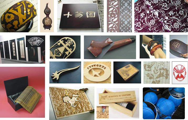 木板雕刻机,木板切割机,木材切割机,金运激光