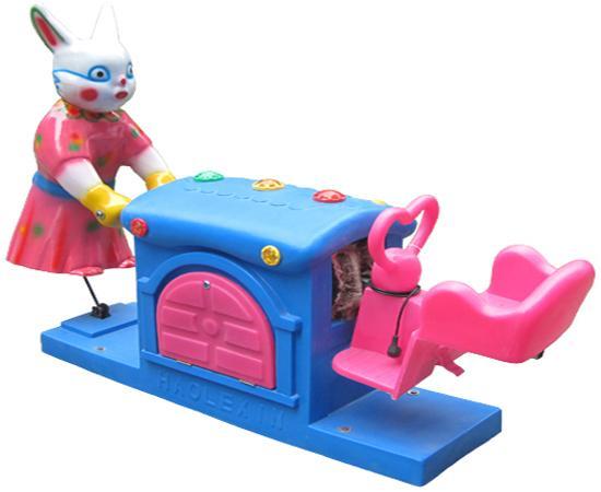 儿童投币摇摆机 儿童摇摇车