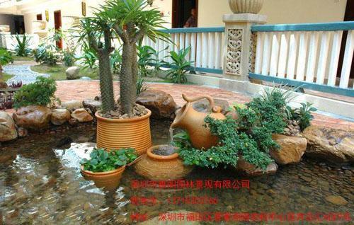 工程实例遍布深圳各地,如深圳动物园,东海花园,万科第五园,畔山花园