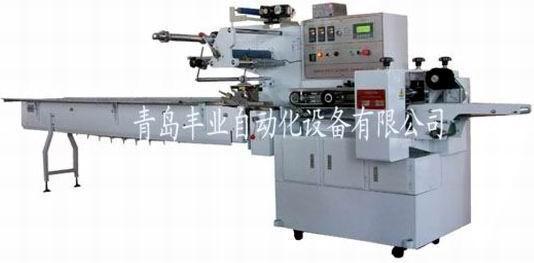 c)枕式包全自动包装机的差速机构和袋长调整机械(略