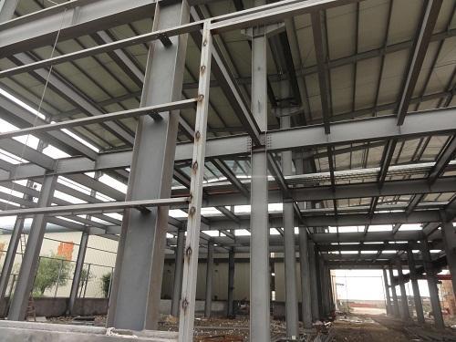 钢结构厂房框架基本参数