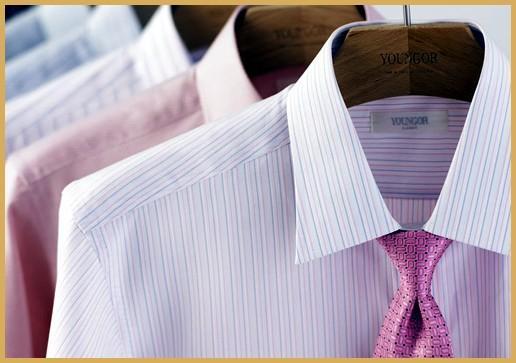 衬衫和领带的搭配 山西衬衫
