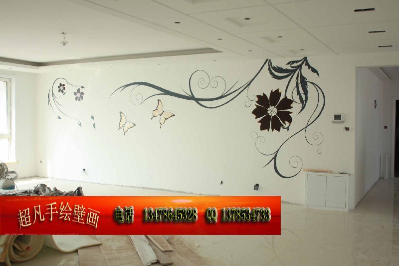 大连手绘墙画 超凡手绘墙画工作室