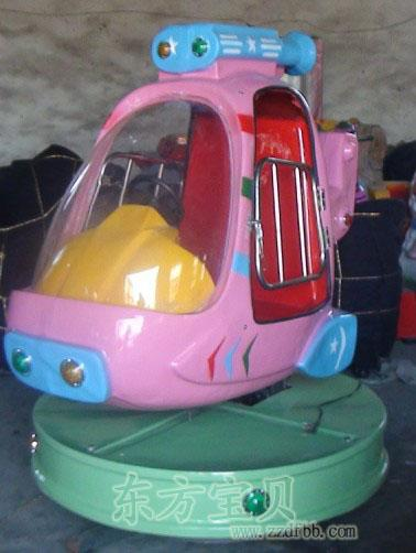 河南郑州旋转升降儿童小飞机