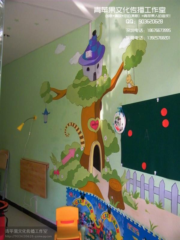 墙体手绘之价值篇