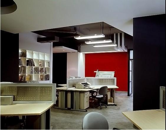 北京办公室写字楼装修现代办公空室装修间怎样设计