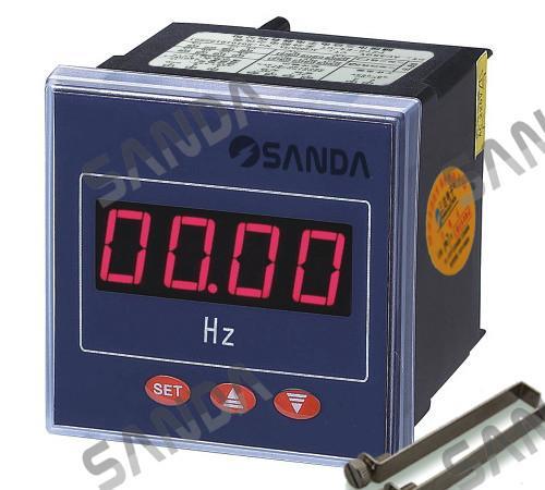 ps866x-96h频率表开孔;ps866x-96h频率表接线图