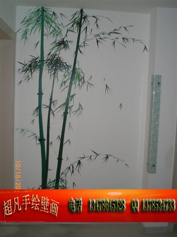 大连墙画 大连墙绘 大连超凡手绘墙画工作室