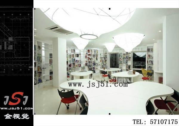 金视觉装饰北京办公室装修设计理念一览