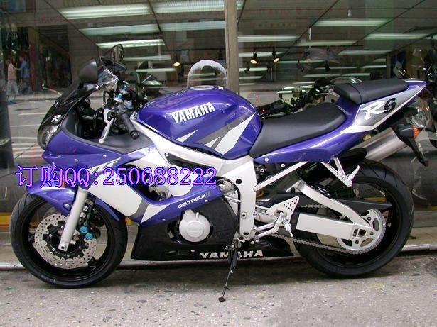 雅马哈yzr+m1赛车   进口摩托车雅马哈yzf-r6城市跑车   供应高清图片