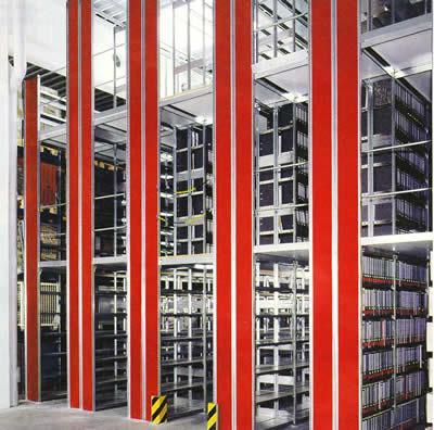 【阁楼货架:仓储货架中的一只奇葩亿鑫阁楼式货架最