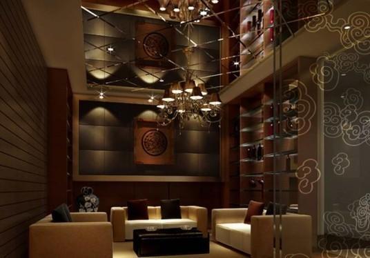 郑州茶楼装修公司认为茶楼设计与高雅分不开