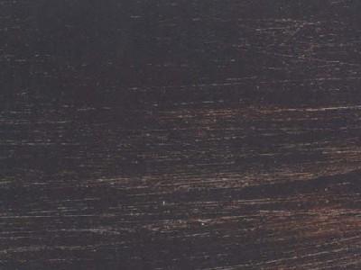 《红木》送审稿事乌木(全部铀黑色)和条纹乌木(黑色或栗褐色,间有浅色